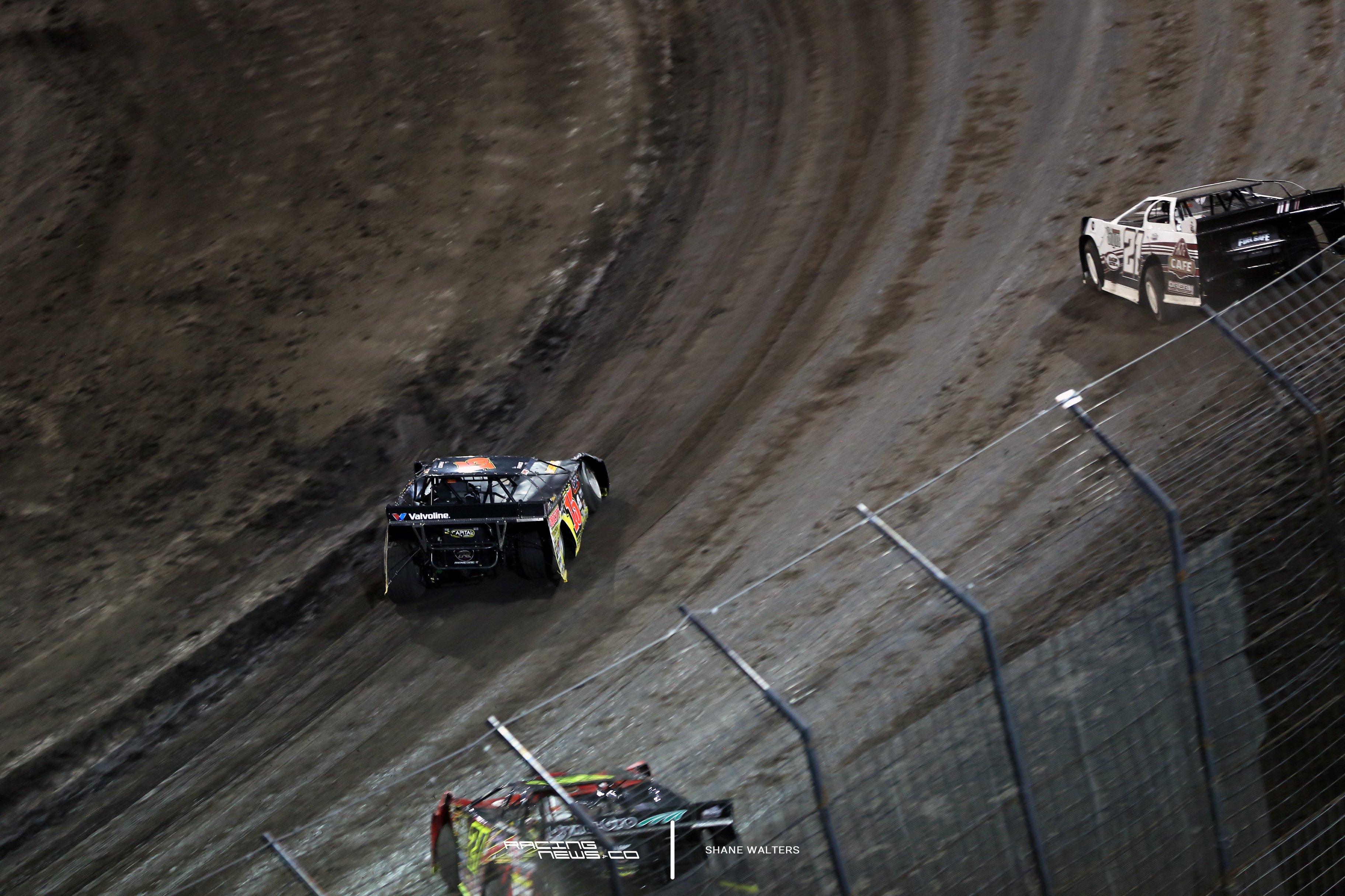 Steve Francis Dirt Late Model Rules 5605