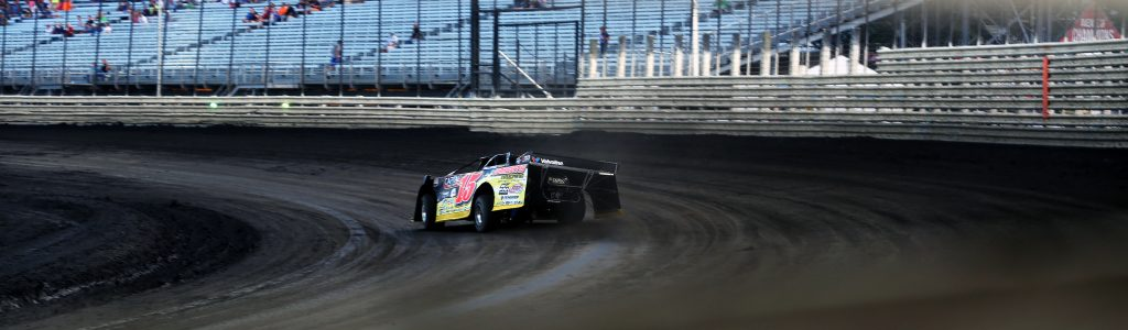 Steve Francis talks current Dirt Late Model rules