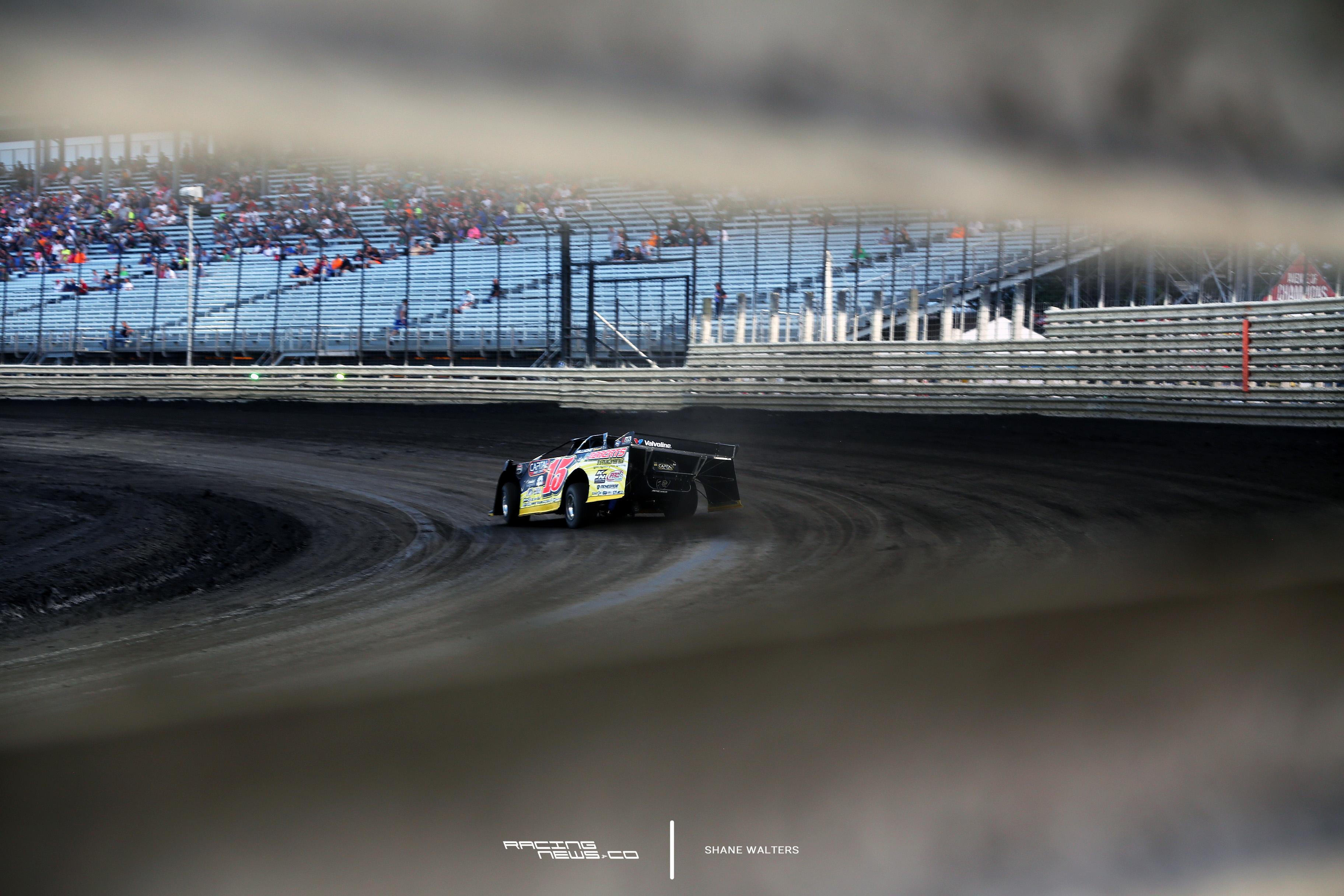 Steve Francis Racing 6135