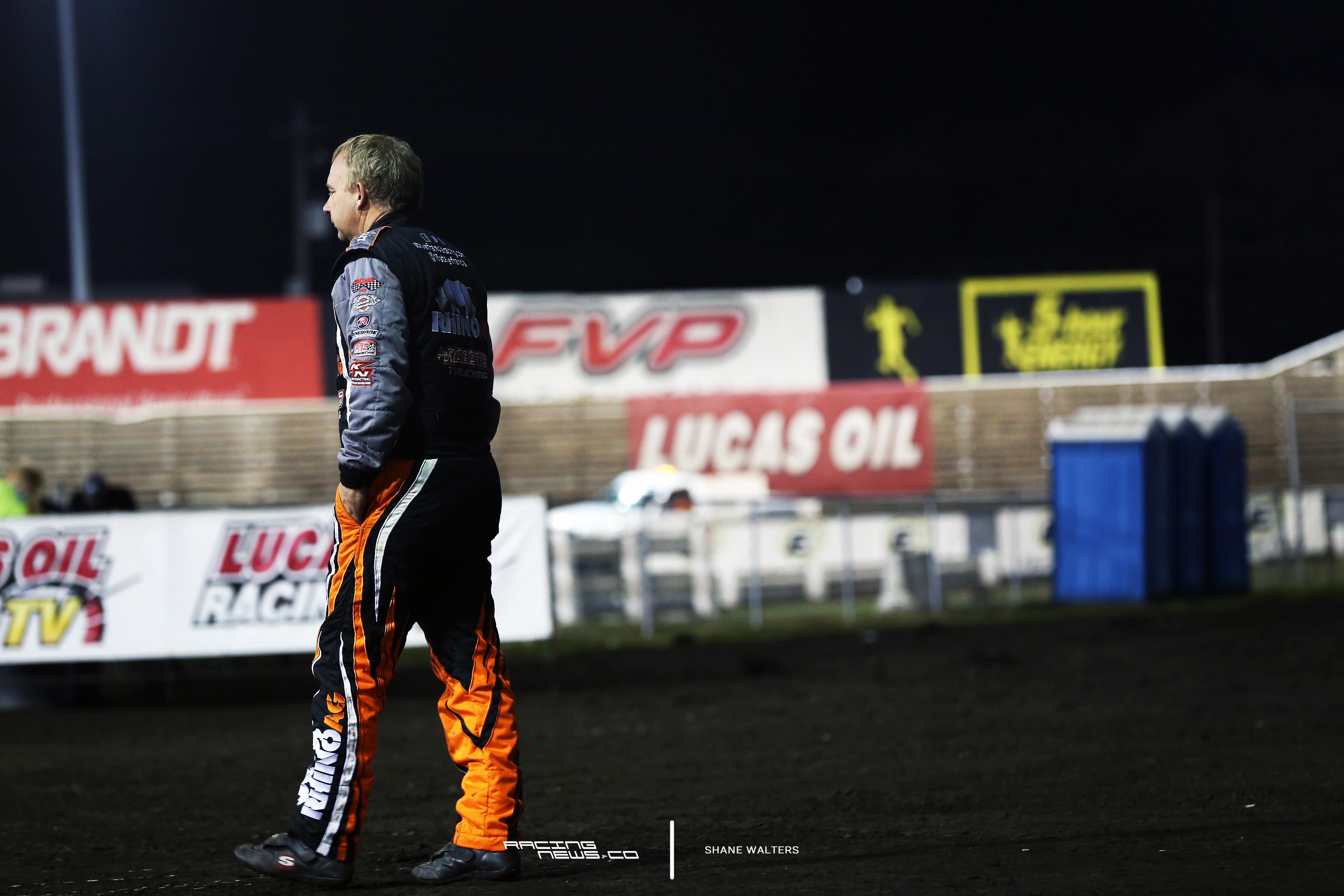 Steve Francis Racing Driver 7149