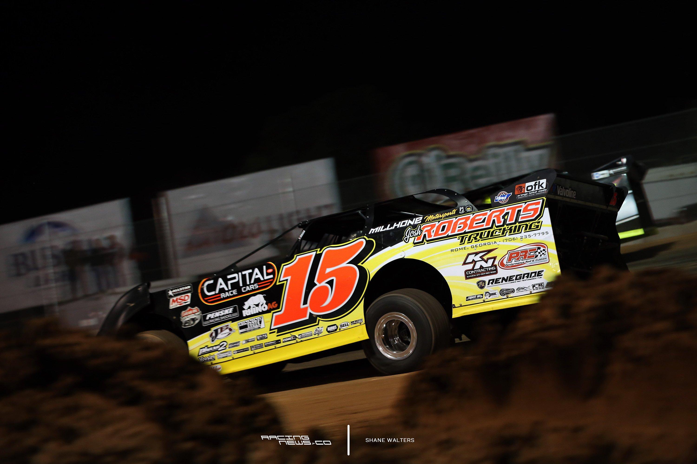 Steve Francis Racing