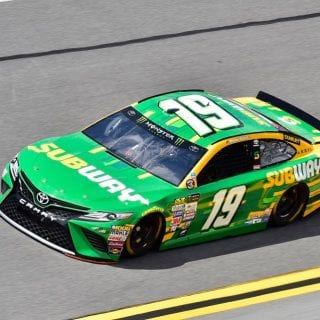Subway NASCAR sponsorship