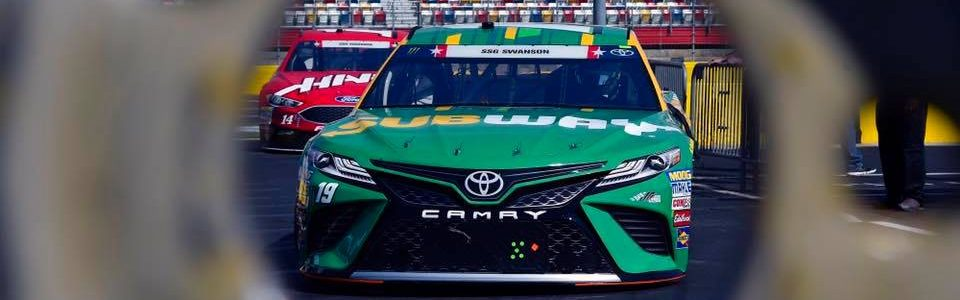 Subway NASCAR sponsorship terminated early