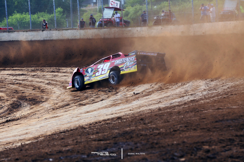 Tim McCreadie at Portsmouth Raceway Park 3116