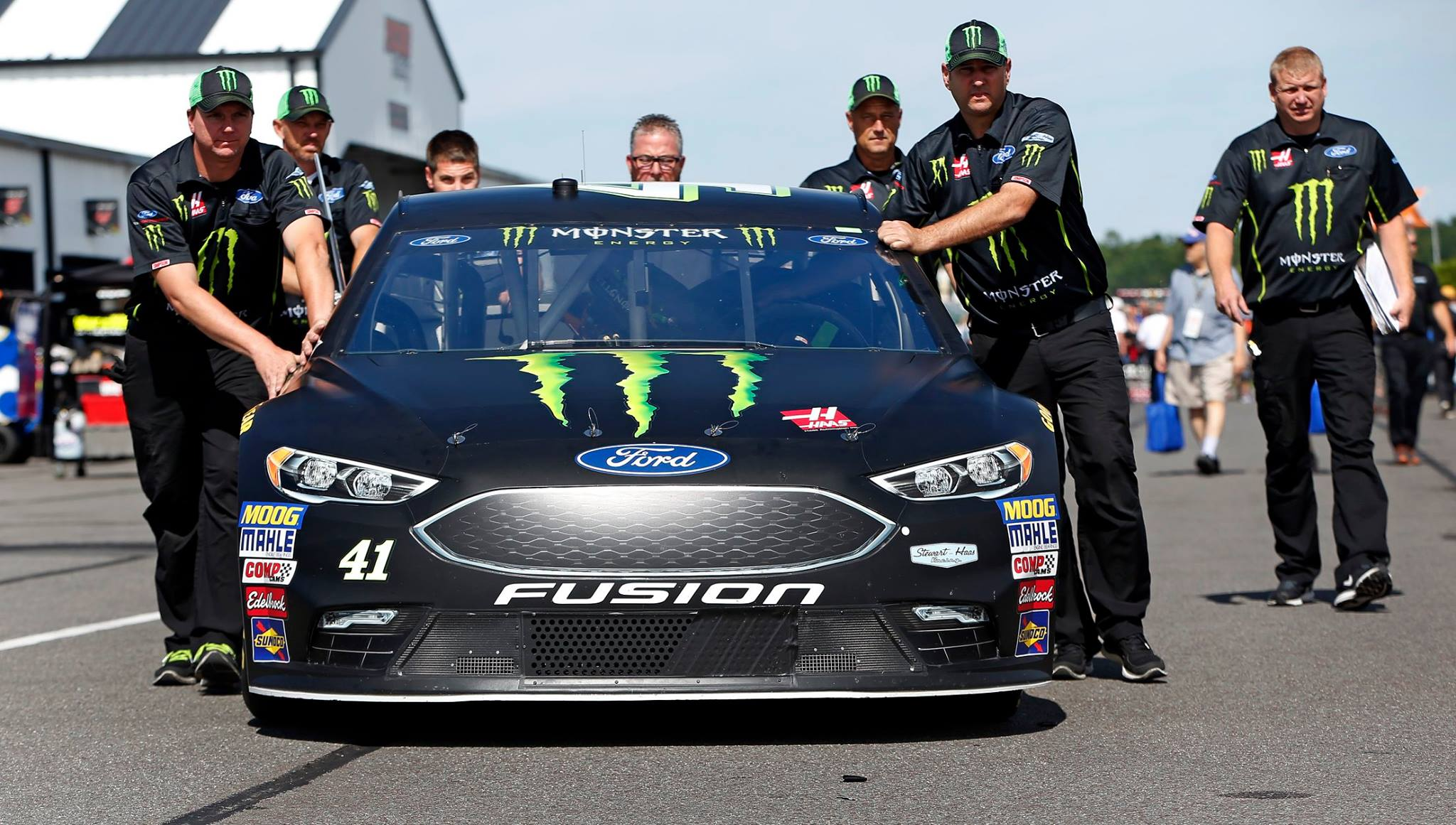 Tony Gibson on NASCAR information sharing between teams
