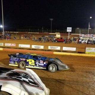 Trading Paint dirt track