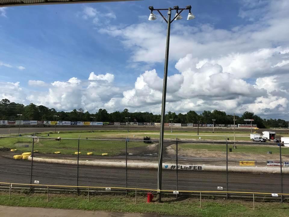Volusia Speedway Park - Hurricane Irma