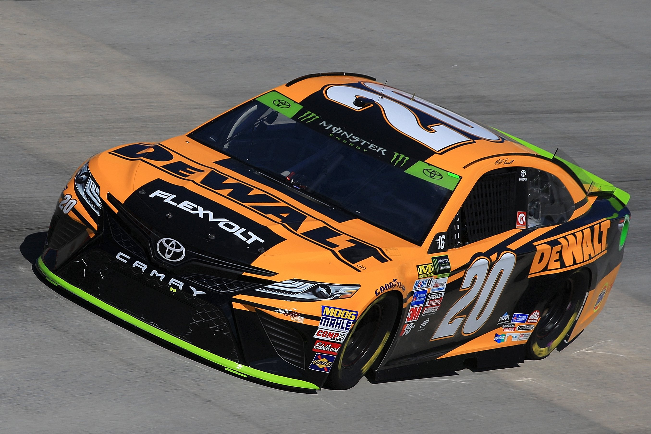 2018 NASCAR Cup Series rules