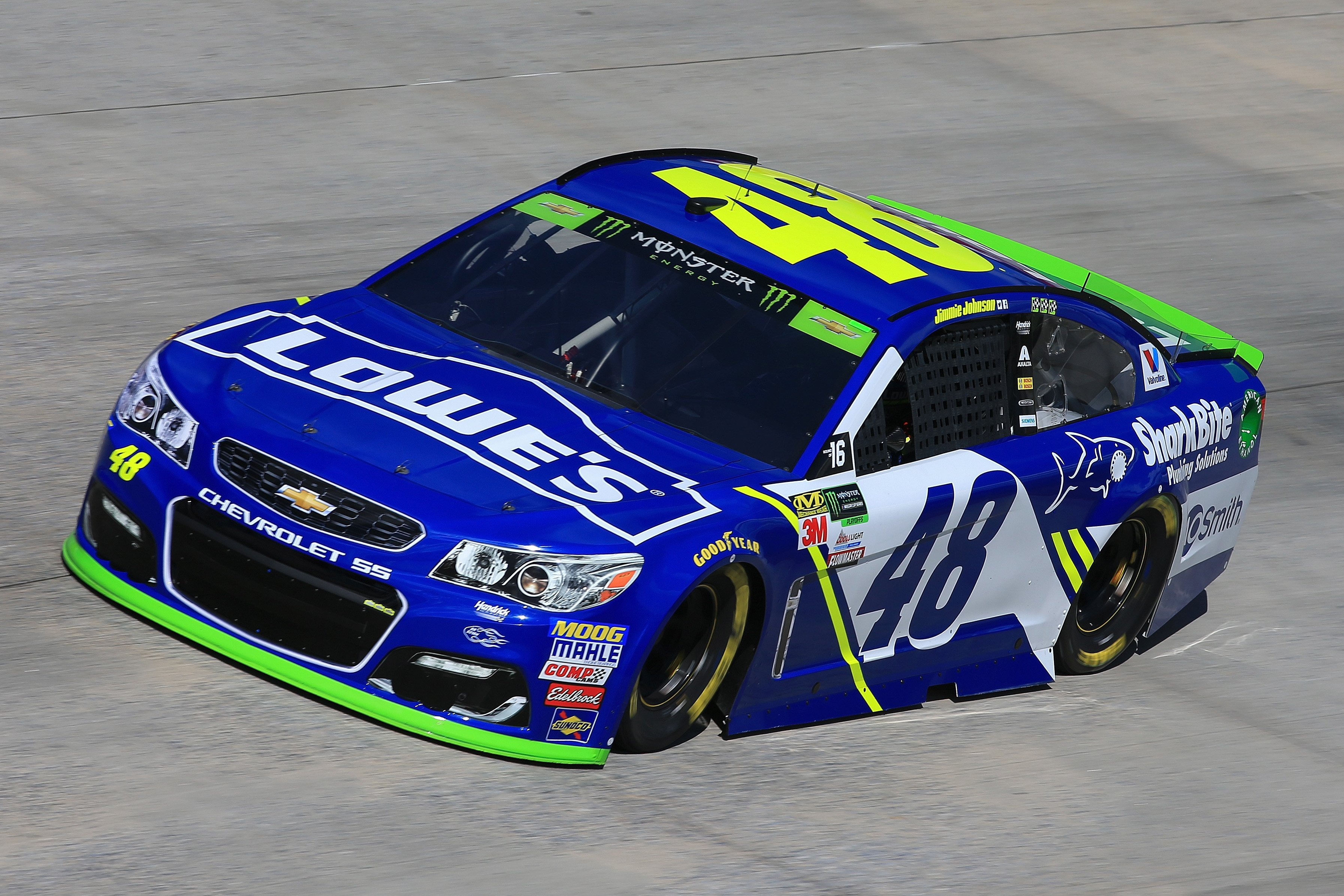 Jimmie Johnson at Dover