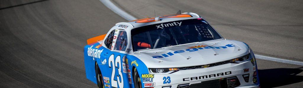 Las Vegas shooting: NASCAR family's offer to help