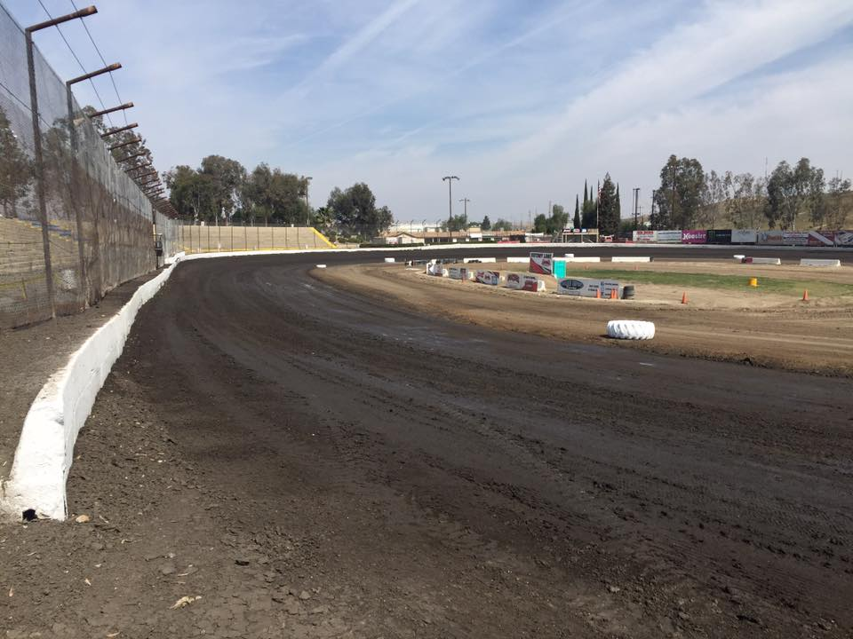 Bakersfield Speedway