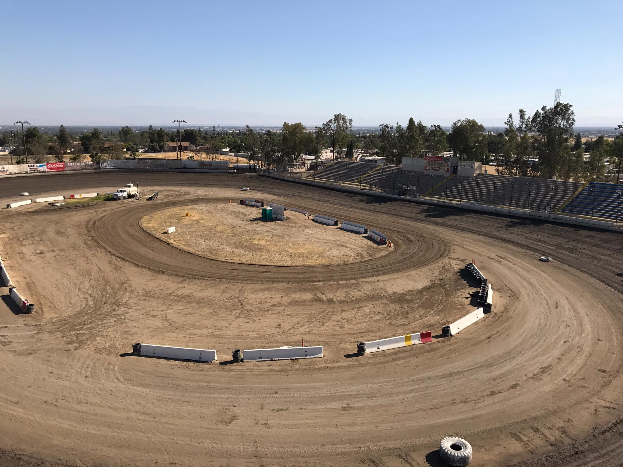 Bakesfieldfield Speedway owners lost daughter and Las Vegas Shooting