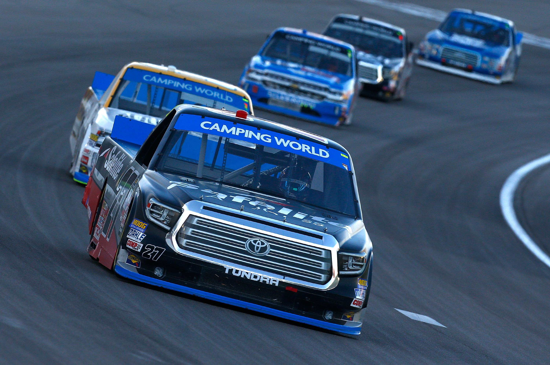 Ben Rhodes - Las Vegas Motor Speedway