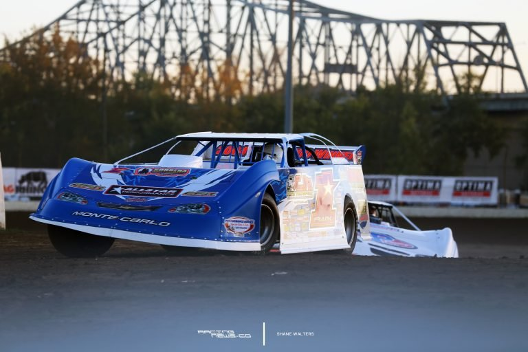 Boom Briggs to the World of Outlaws Late Model Series in