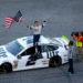 Brad Keselowski won at Talladega Superspeedway in his 300th NASCAR start