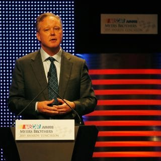 Brian France likes NASCAR stage racing