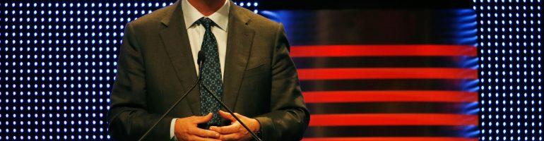 Brian France talks encumbered wins
