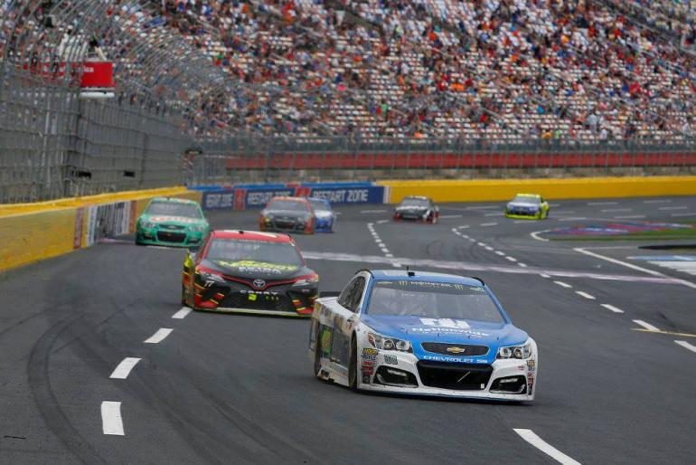 Charlotte Motor Speedway attendance