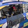 Chase Elliott on the grid at Martinsville Speedway