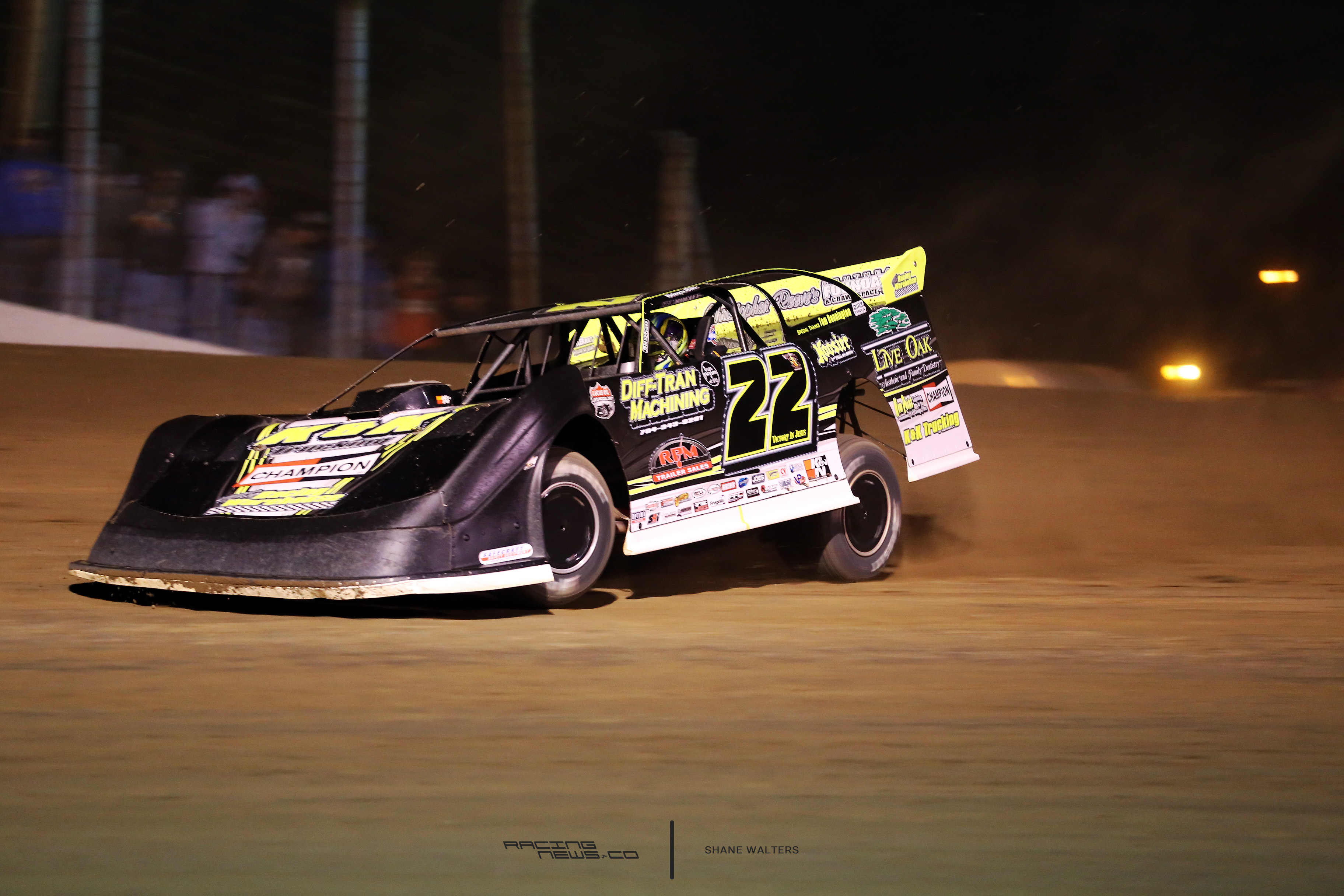 Chris Ferguson in the 2017 DTWC at Portsmouth Raceway Park 1560