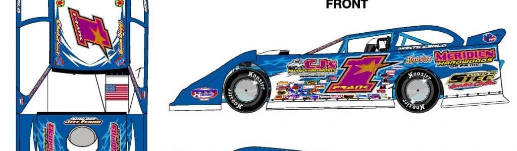 Chub Frank / Boom Briggs DTWC Throwback cars