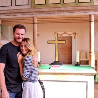 Dale Earnhardt Jr married Amy Earnhardt