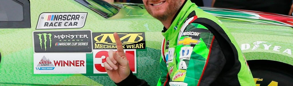 "Dale Earnhardt Jr: ""This was one that I was worried about"""