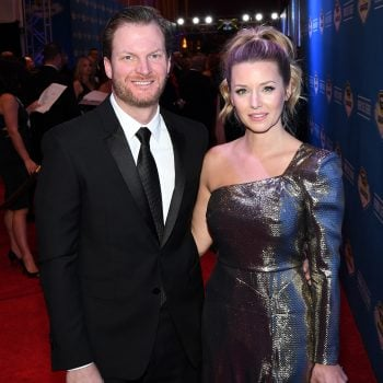 Dale Earnhardt Jr's wife