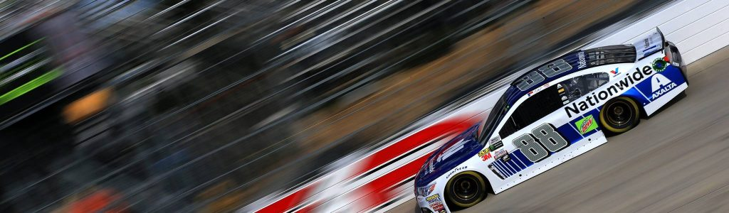 Dale Earnhardt Jr on the brand of a race car driver