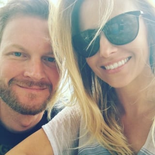 Dale Jr and Amy Earnhardt