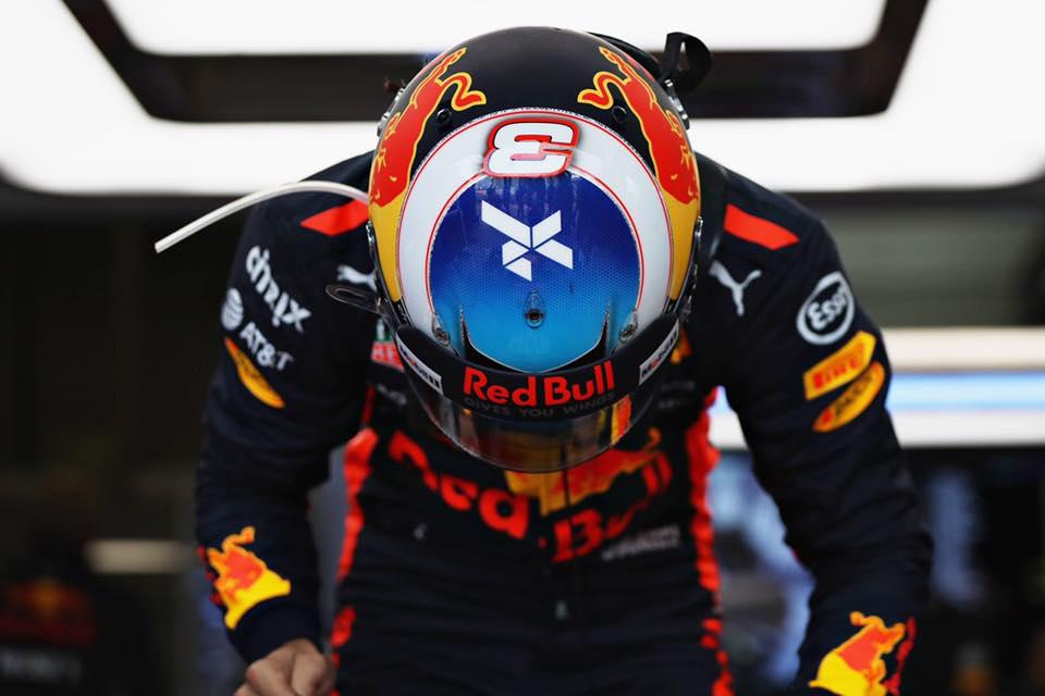 Daniel Ricciardo - Dale Earnhardt Sr number