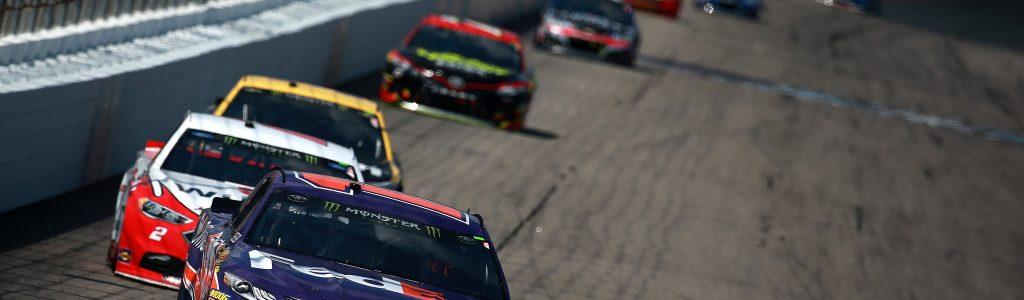 Denny Hamlin comments on NASCAR Money