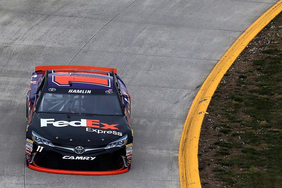 Denny Hamlin NASCAR salary comments