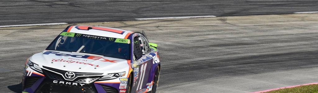 Curse words on tv – NASCAR