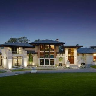 Denny Hamlin house - homes of NASCAR drivers