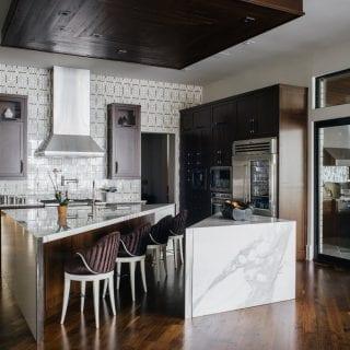 Denny Hamlin kitchen