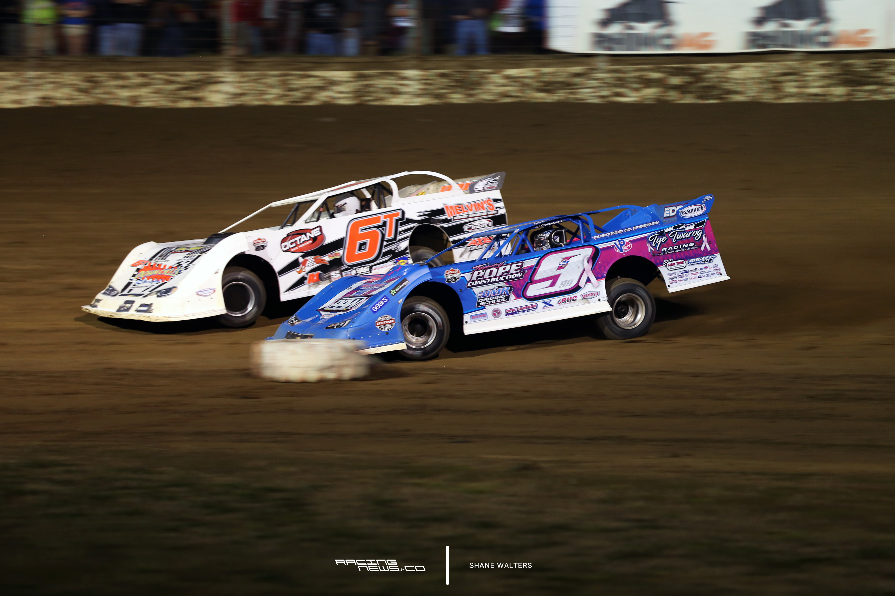 Devin Moran and Tim Dohm at Portsmouth Raceway Park 1498