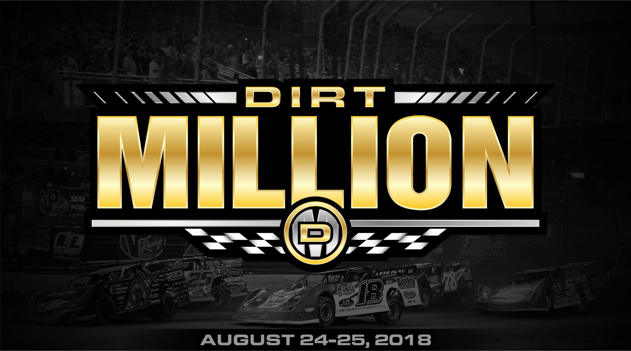 Dirt Million - Mansfield Motor Speedway