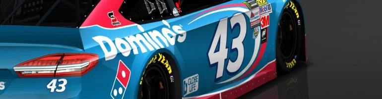 Bubba Wallace posts ridiculous proposal to Domino's