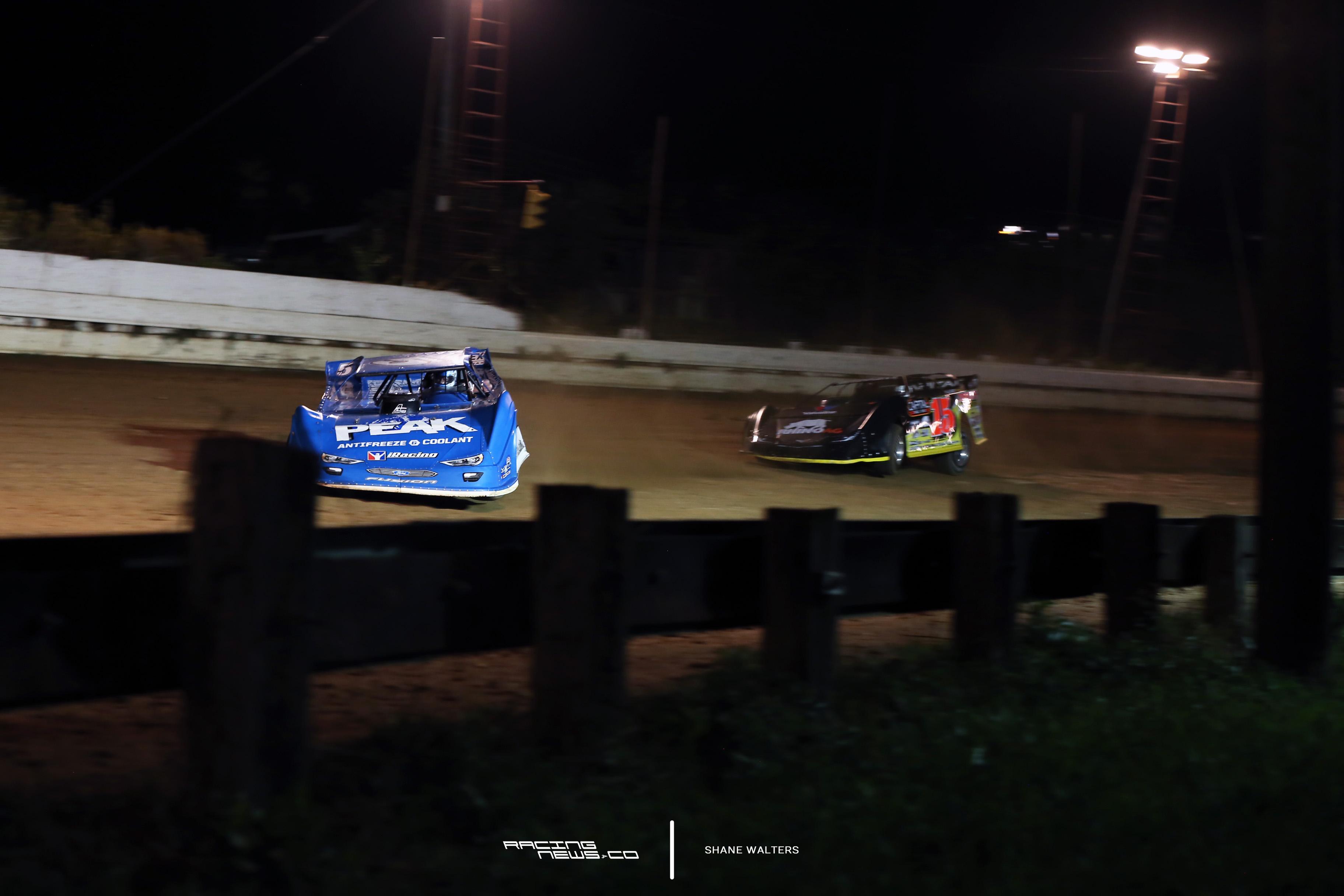 Don O'Neal at PA Motor Speedway 9004