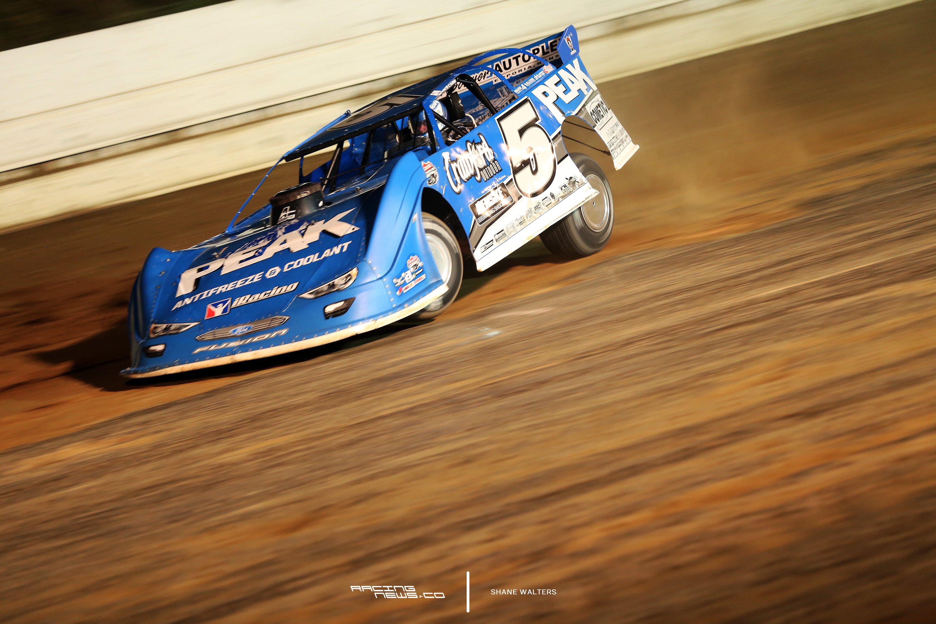 Don O'Neal at PA Motor Speedway 9716
