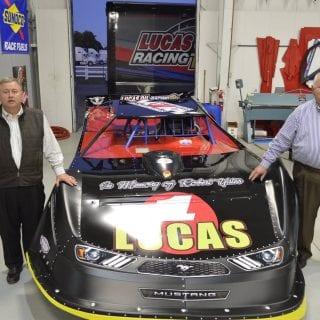 Dunn-Benson Motorsports throwback