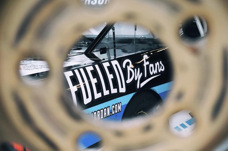 Fueled by Fans - Jordan Anderson