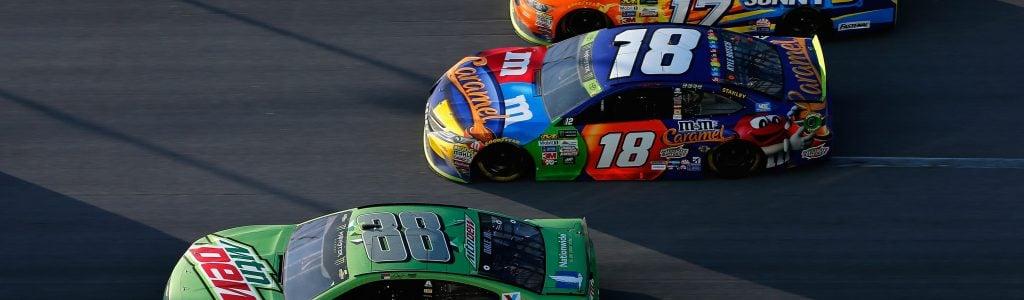 NASCAR VP: Teching damaged cars
