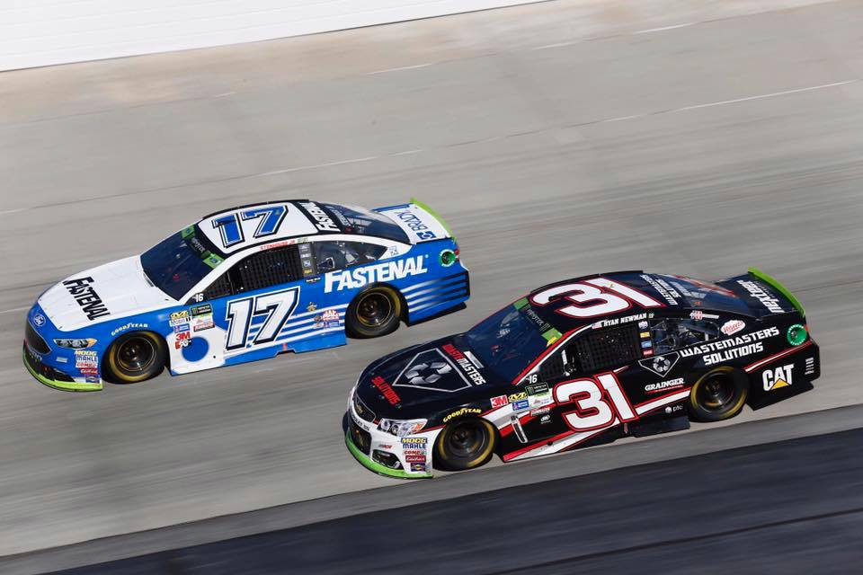 Jack Roush on NASCAR's level Playing Field