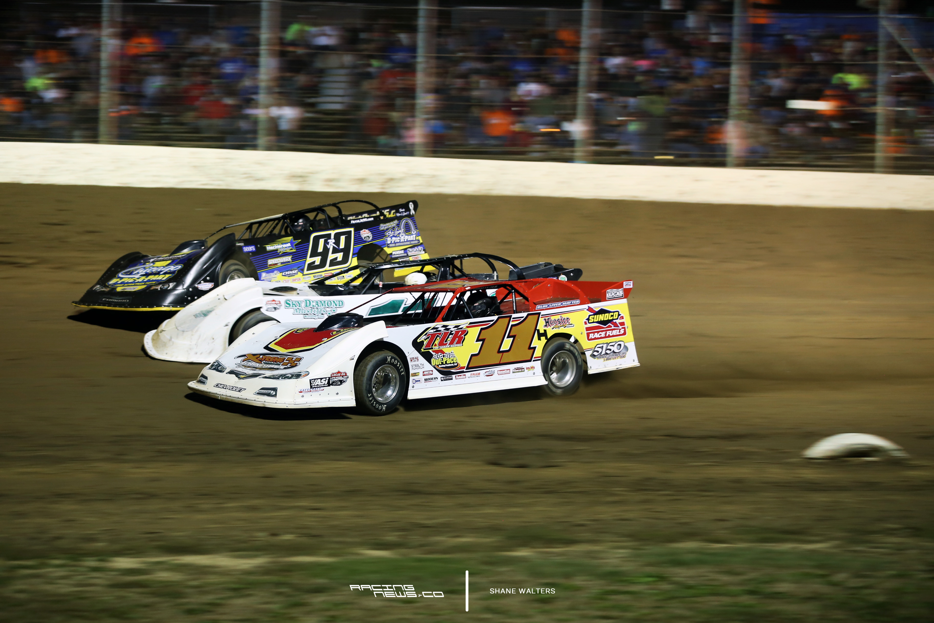 Jared Hawkins at Portsmouth Raceway Park 0723