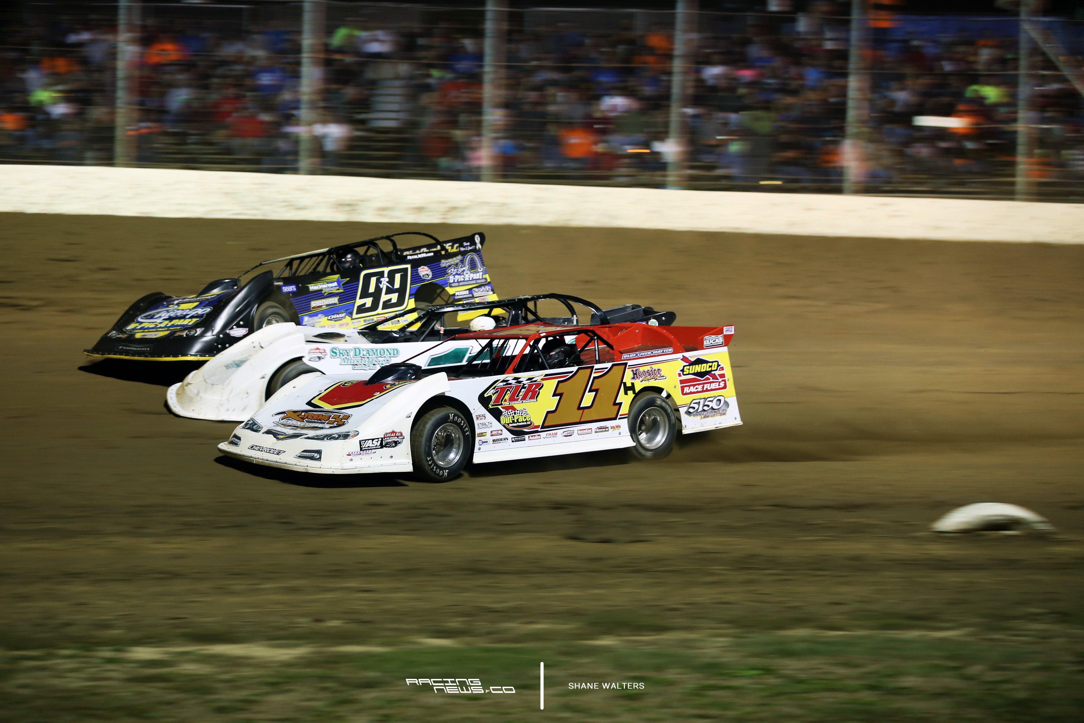 Jared Hawkins at Portsmouth Raceway Park 0723