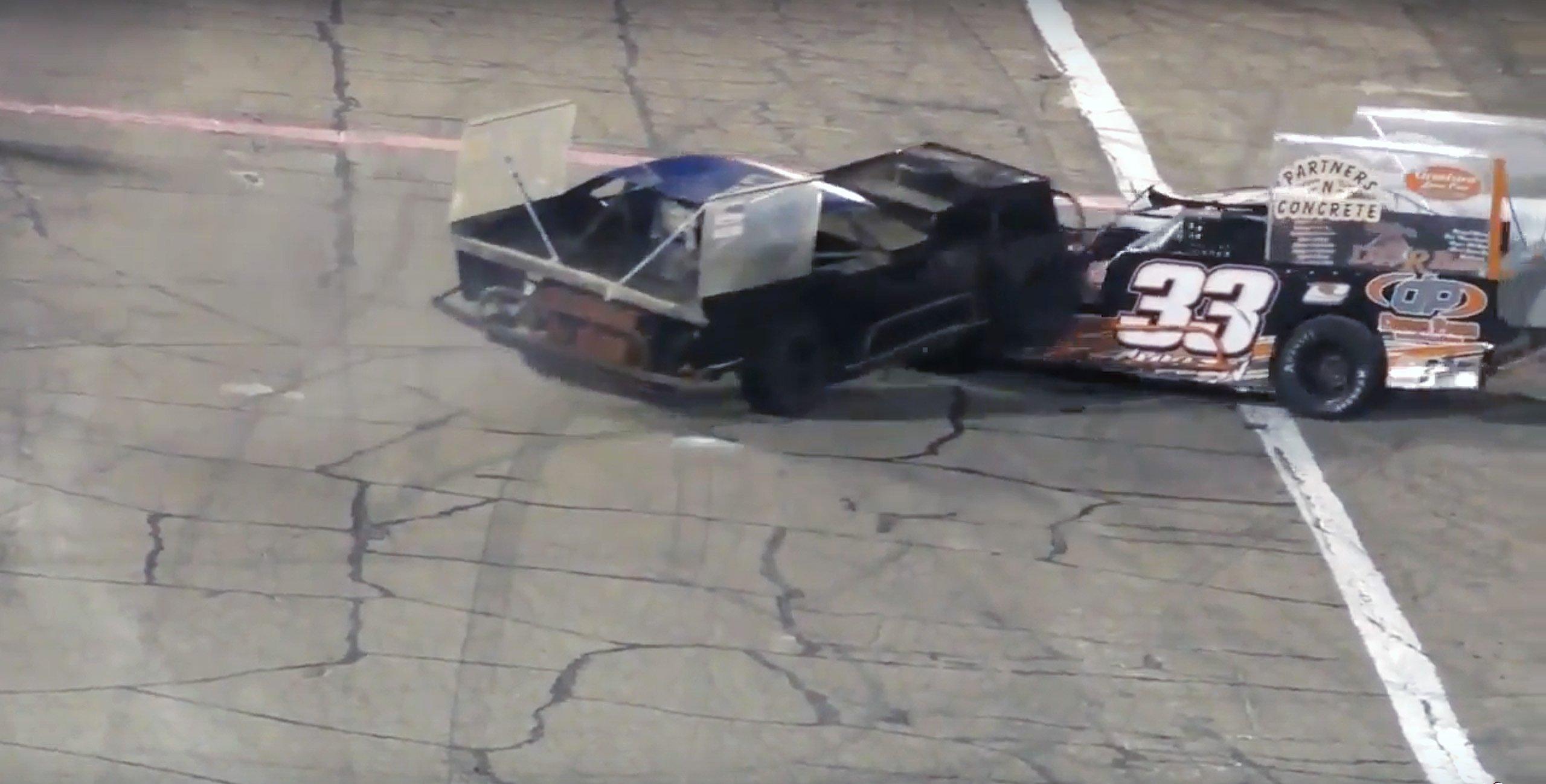 Jeffery Swinford vs Jeffery Swinford - Anderson Speedway