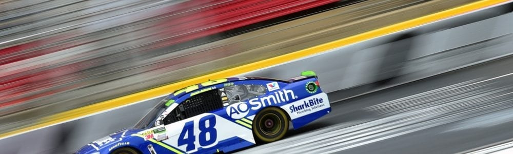 Jimmie Johnson comments on the All-Star aero package