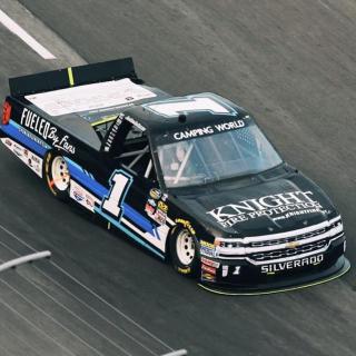 Jordan Anderson - Fueld by Fans NASCAR Truck